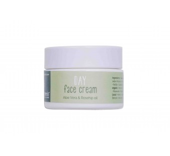 ORGANIC DAY FACE CREAM - ALOE VERA & HONEY